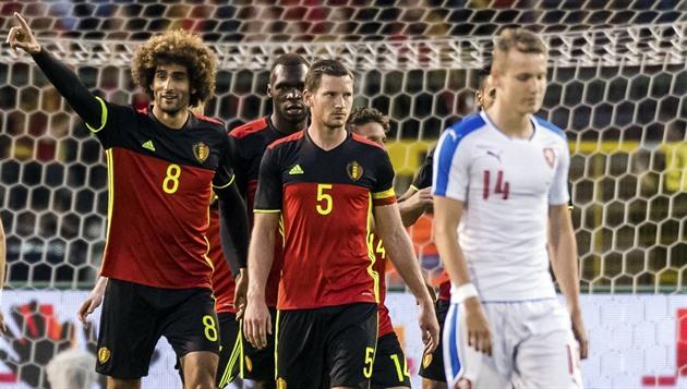 Bélgica – República Checa 2: 1, sólido desempeño y oportunidades, los futbolistas corrieron para el sorteo
