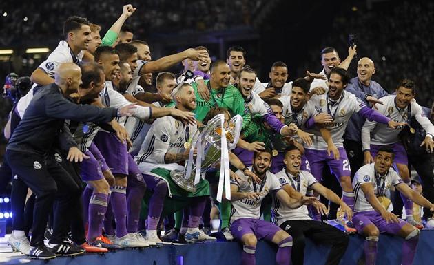 Bienvenido a la Realidad Cómo el Madrid Grand Squad conquistó la Champions League