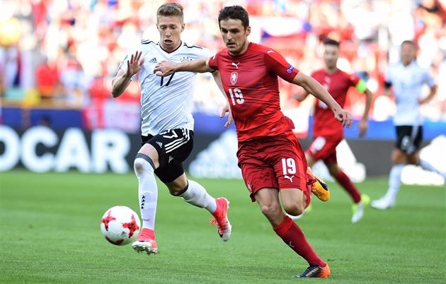 Jerman – Republik Ceko 2-0, para pemain muda di awal kejuaraan