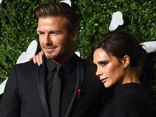 Receptem na šťastné manželství je smích, říká Victoria Beckhamová