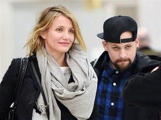 Diazová: V manželství mi to klape, protože jsme s manželem blázni