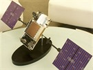 Model satelitu Iridium NEXT ve Wasingtonu