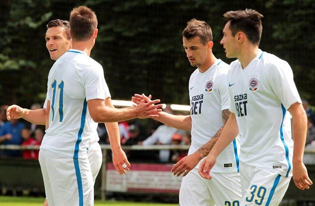 Sparta dan Slavia jelas menang, Pilsen memungkinkan Sokolov mencetak dua gol