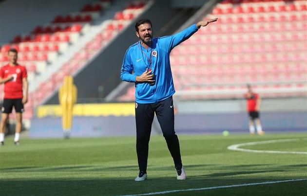 Et quoi de neuf, signor Stramaccioni? Football Sparta pousse le temps