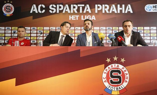 Nouvelle Sparte, vieilles cibles. Nous voulons aller en Europe et obtenir un titre », explique Letná