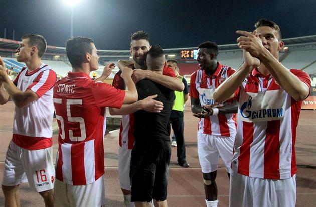CZ Belgrade, terme serbe. Les équipes tchèques sur un éventuel adversaire Sparta peuvent