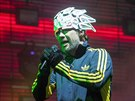 Jamiroquai na festivalu Colours of Ostrava 2017