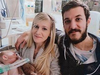 Léčba Charlieho byla falešnou nadějí pro rodiče, říká český odborník
