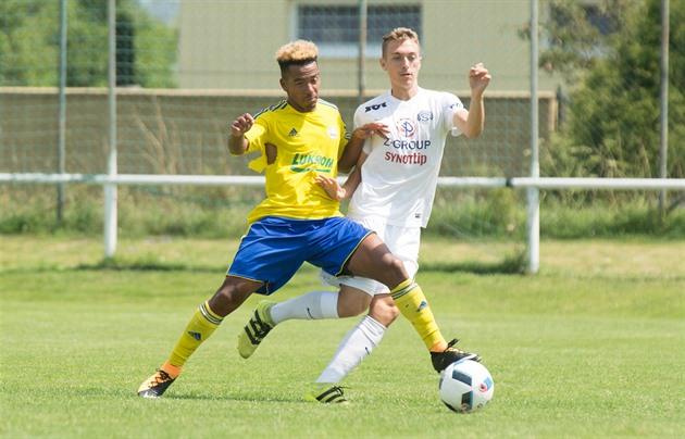 Slovácko et Zlín jouent la Ligue Junior pour la coercition, préférant une troisième ligue