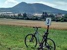 Na kole si  kolem Litoměřic užijete parádní výhledy do kraje i na řeku, přívozy...