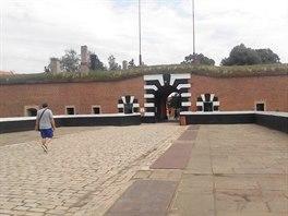 Malá pevnost v Terezíně.