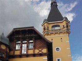 Vyšlápnete-li si až do Ústí nad Labem, nenechte si ujít jízdu lanovkou na...