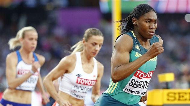 Výsledek obrázku pro foto finále 800 m žen v Londýně 2017