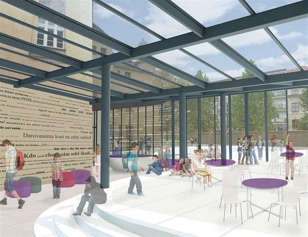 Takto by měla škola vypadat po rekonstrukci.