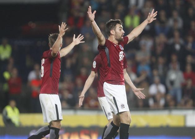 Sparta – Jihlava 1: 0, but rapide, puis ennui. Les gagnants ont rattrapé Slavia