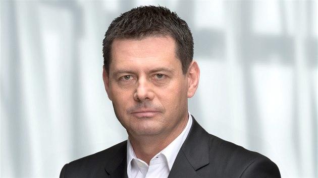 Majitel skupiny KKCG Karel Komárek