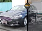 Ford Mondeo 2.0 TDCi (2015) - front