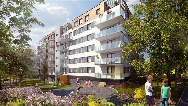 Kaskády Barrandov, Praha 5 – Moderní bydlení v blízkosti jedinečné přírody