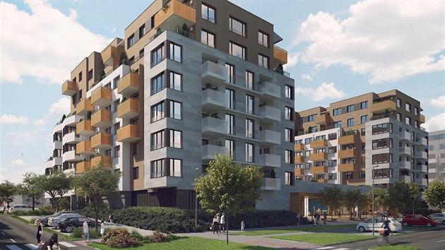 Malý háj, Praha 10 – Oblíbený projekt s novými byty a rodinnými domy