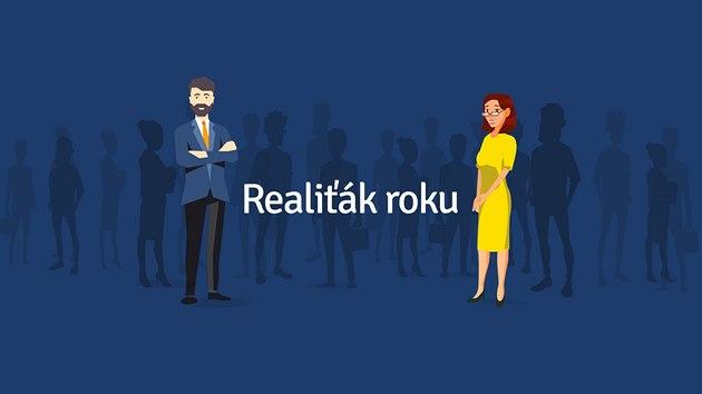 Hlasujte pro realitní makléře v soutěži Realiťák roku