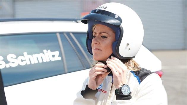 Škoda Kodiaq RS při testech na severní smyčce okruhu Nürburgring