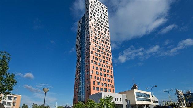 Před pěti lety byla otevřena nejvyšší budova v Česku: AZ TOWER