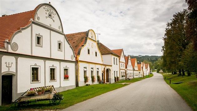 Do turismu se v Holašovicích ročně investují stovky tisíc korun.