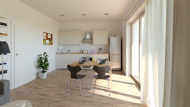 Příběh zrození nového bytového domu v Pardubicích