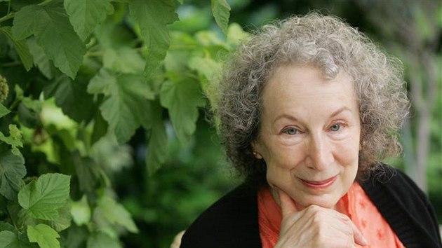 Spisovatelka Margaret Atwoodová