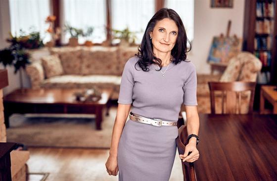 Margit Slimáková, vıživová specialistka