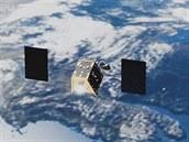 Satelity OneWeb se budou pohybovat 1 200 kilometrů nad Zemí.