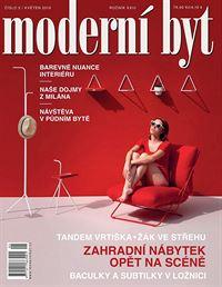 Další zajímavé návštěvy najdete v časopise Moderní byt.