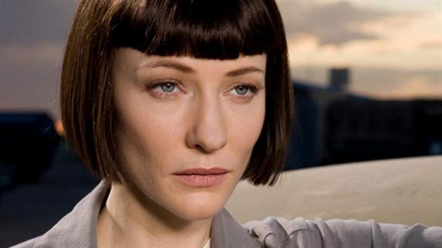 Cate Blanchettová ve filmu Indiana Jones a Království křišťálové lebky (2008)