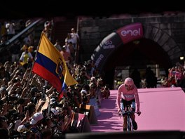 Surprise. Ecuador has become a stunning winner of the 102th Giro d 'Italia ...