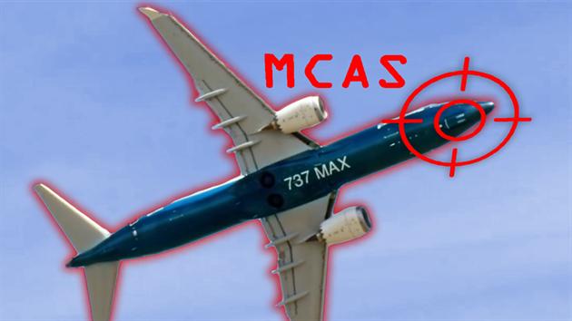 Problémy, které vedly k havárii nejnovějších letadel Boeing 737 MAX.