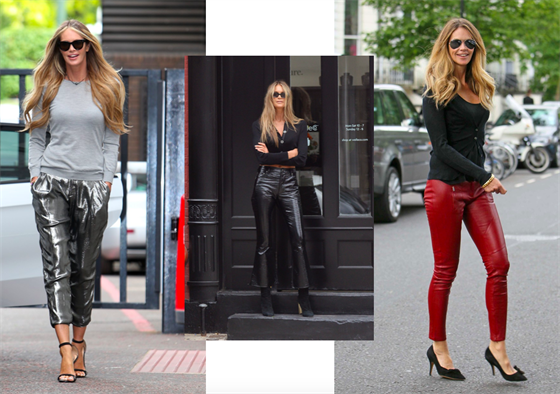 Koženıch kalhot se nemusíte vzdávat v žádném věku. Stejně tomu je i u trendy...