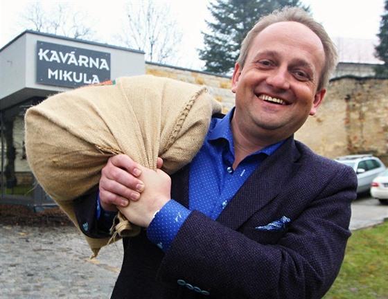 Podnikatel Jiří Mikula je nyní v insolvenci.