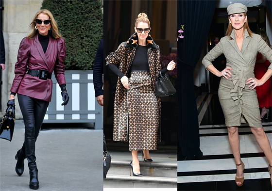 Nádherná ukázka vysoce ženskıch modelů, které dámám nad 50 let sluší.