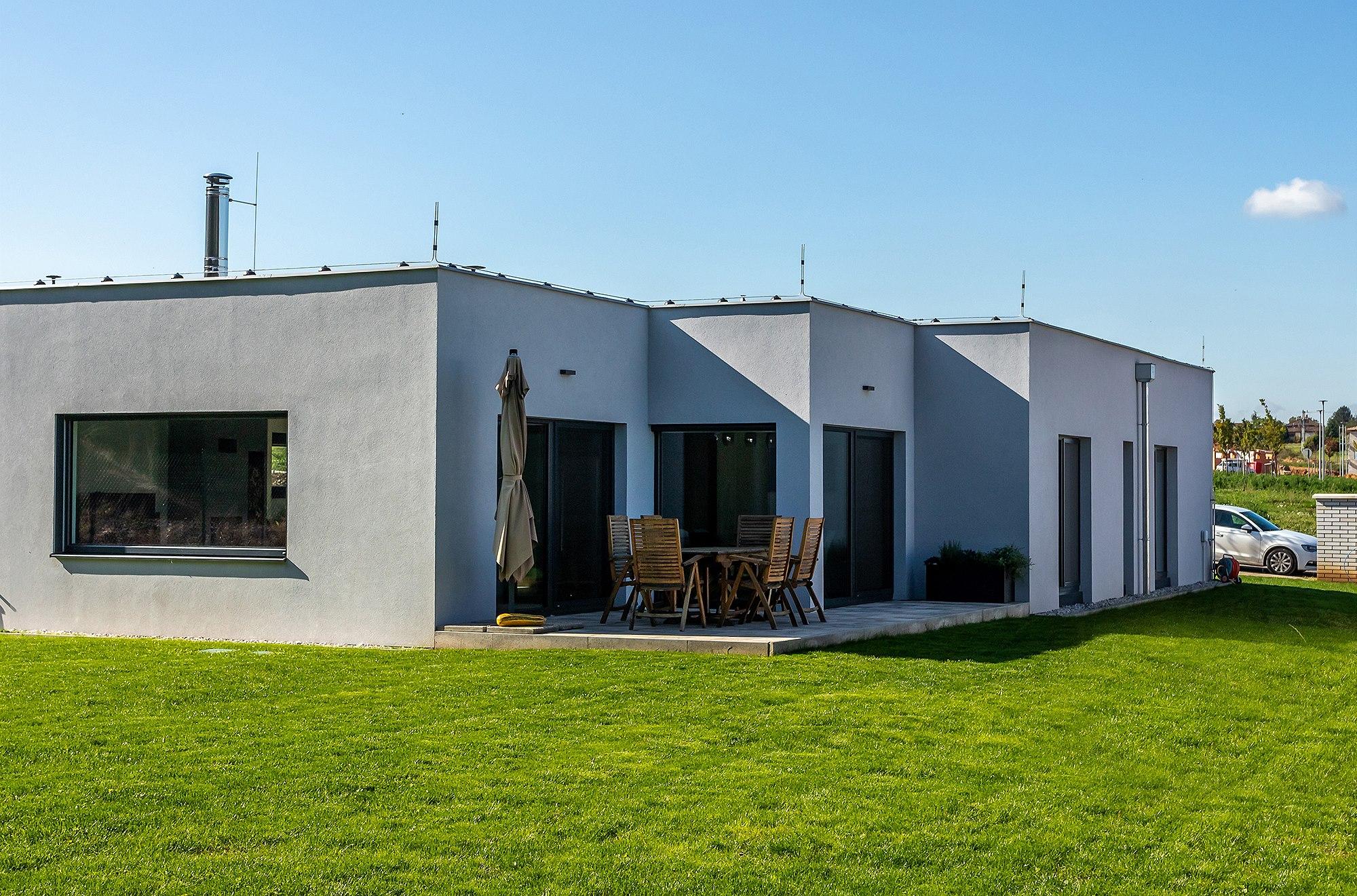 Rodinné domy ve Vysokém Újezdu: Bydlení, které dává smysl