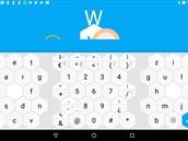 Speciální rozložení klávesnice Typewise Keyboard by mělo pomoci srychlejším...