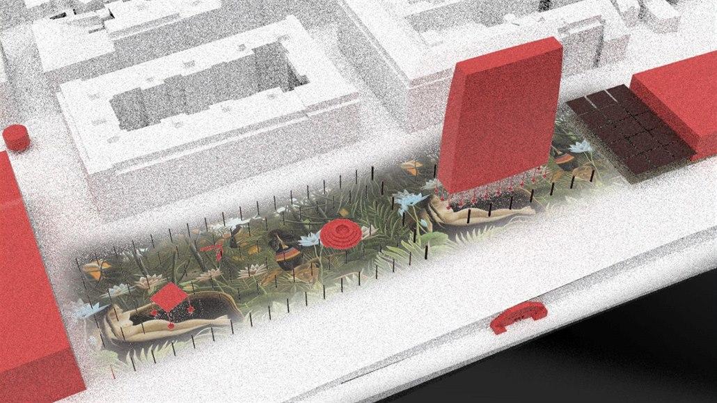 Nejlepší návrhy mladých architektů by mohly změnit tvář Prahy