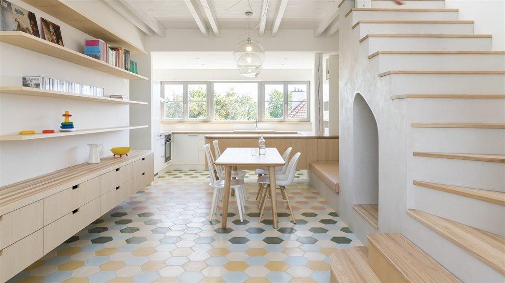 Po rekonstrukci vznikly ve vile tři neuvěřitelné byty pro tři rodiny