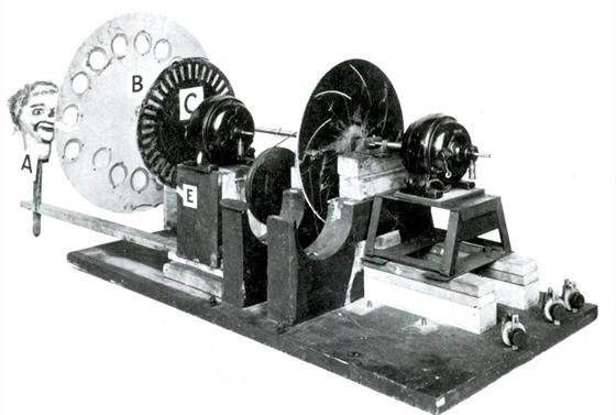 Experiment televize Johna Logie Bairda z roku 1925