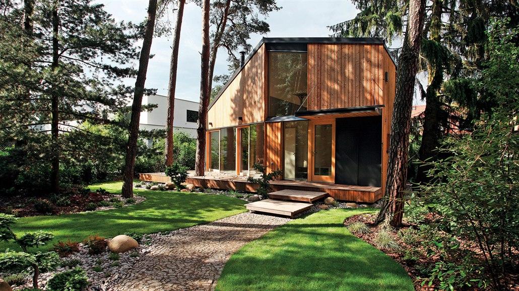 Dřevostavby milují, navrhují je a staví sobě i lidem pro radost
