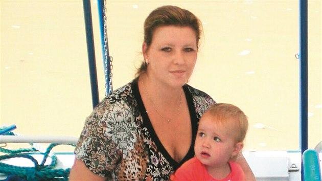 Lenka Gasnárková v těhotenství hodně přibrala a dostala se až na 120 kg.