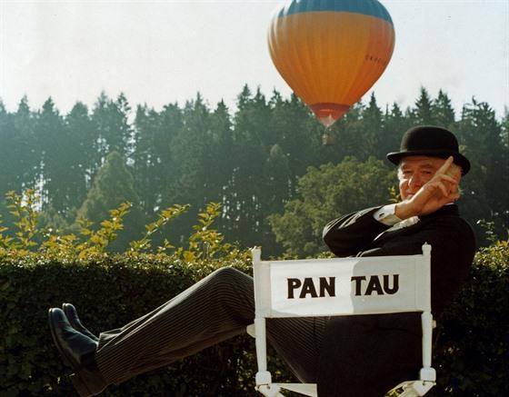 Otto Šimánek jako Pan Tau