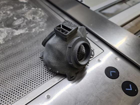 3D tisk respirátorů CIIRC RP95-3D u Škoda Auto