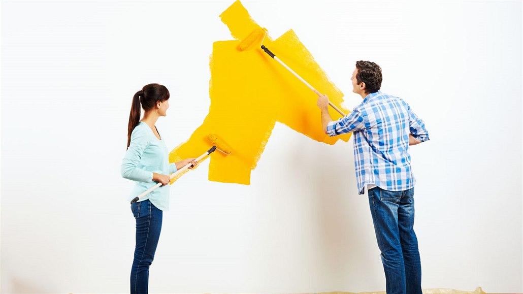Změňte barvy v interiéru: novou výmalbou si zlepšíte i náladu