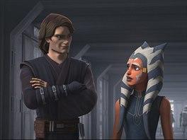 Ahsoka Tano je fiktivní postava z filmové série Star Wars pocházející z rasy Togruta. Za Klonových válek byla členkou řádu jedi v hodnosti padawan. Mistr Yoda rozhodl o jejím přiřazení k Anakinu Skywalkerovi.