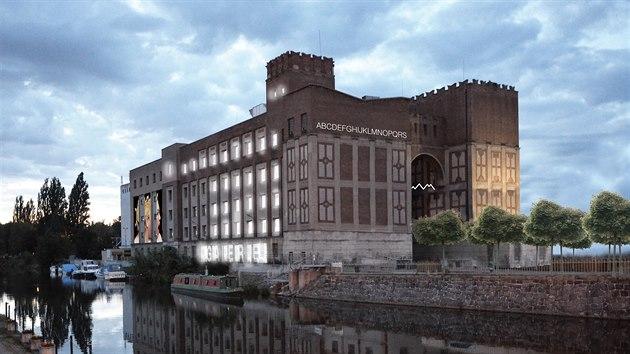 Winternitzovy automatické mlıny se začaly stavět v roce 1909. Silo se specifickım obloukem, kterı je asociací na babylonskou Ištařinu bránu, bylo zkolaudováno v roce 1924.